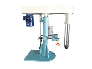 PZR液压升降乳化机